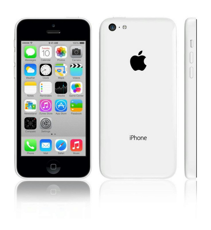 iPhone 5C 16GB Biały (White)