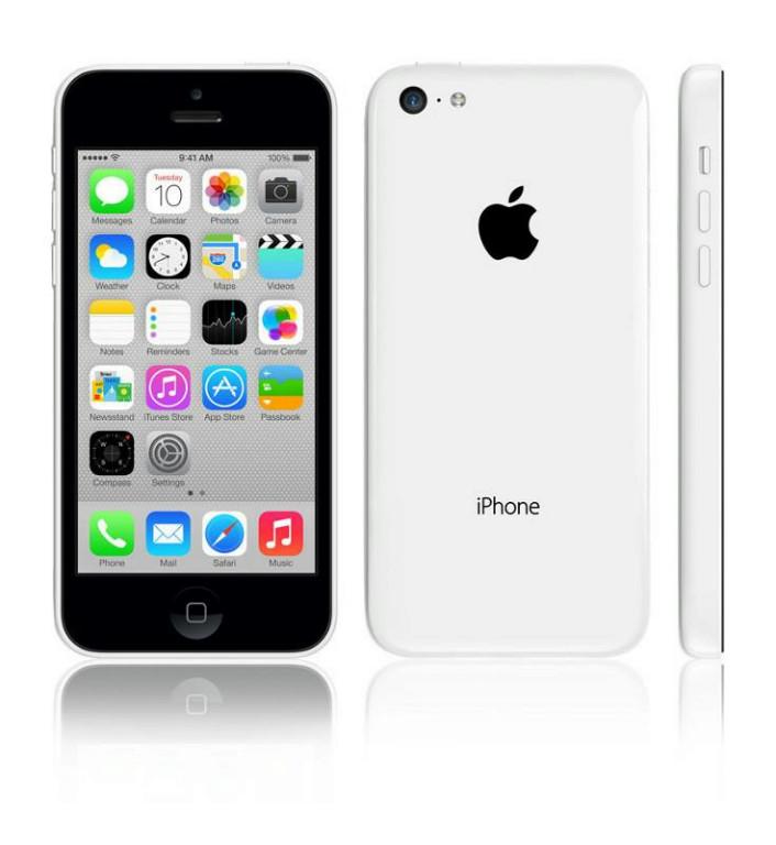 iPhone 5C 16GB Biały (White)