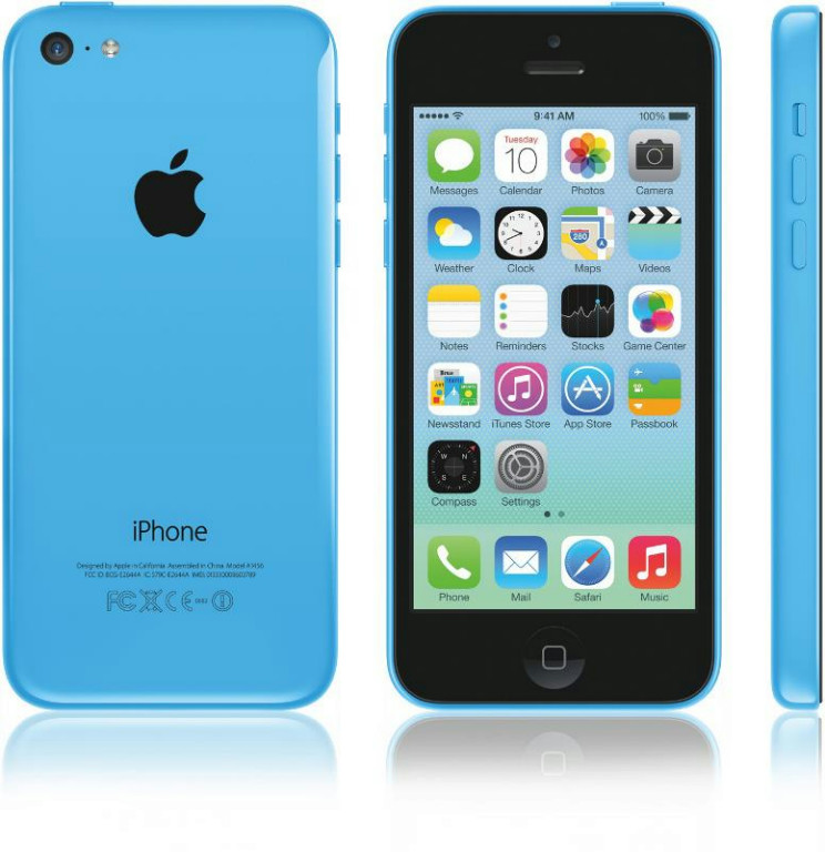 iPhone 5C 16GB Niebieski (Blue)