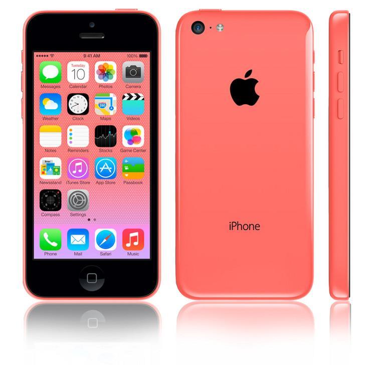 iPhone 5C 16GB Różowy (Pink)