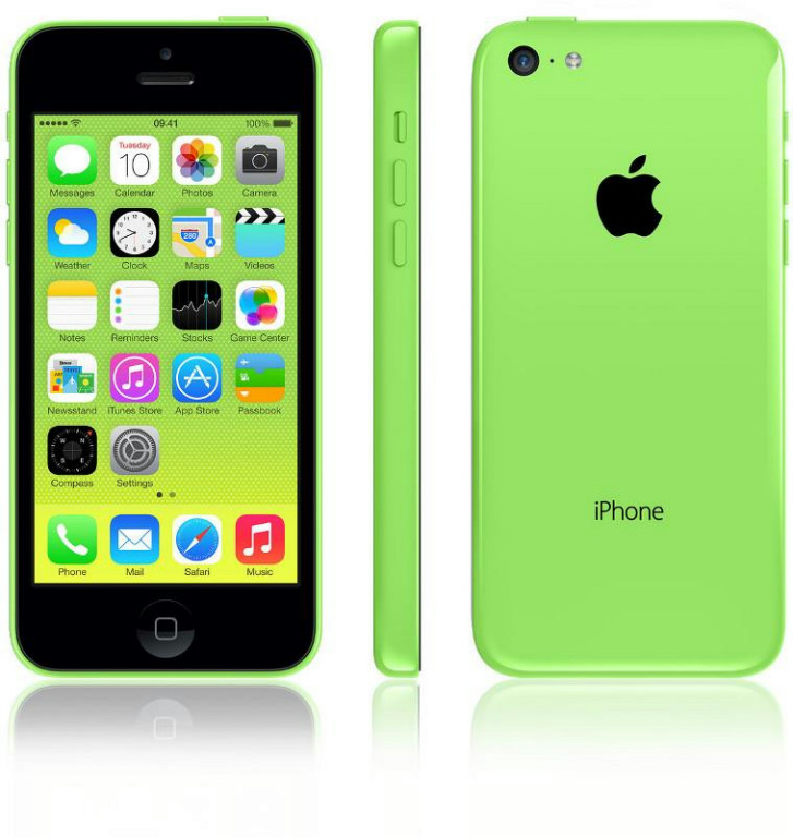 iPhone 5C 16GB Zielony (Green)
