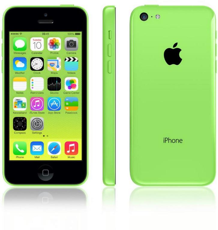 iPhone 5C 16GB Zielony (Green)