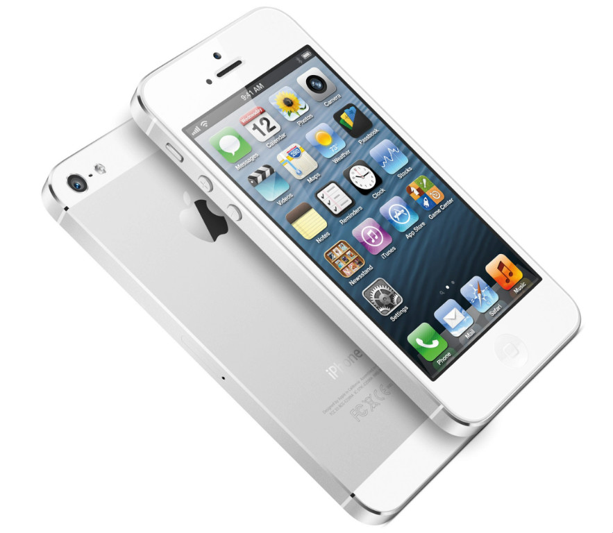 iPhone 5S 16GB Srebrny (Silver)