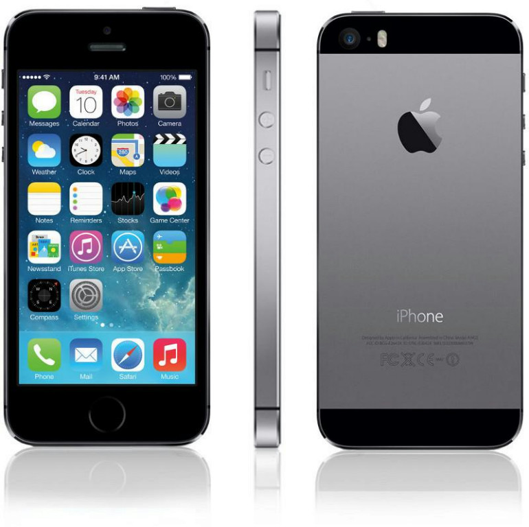 iPhone 5S 16GB Szary (Space Gray)