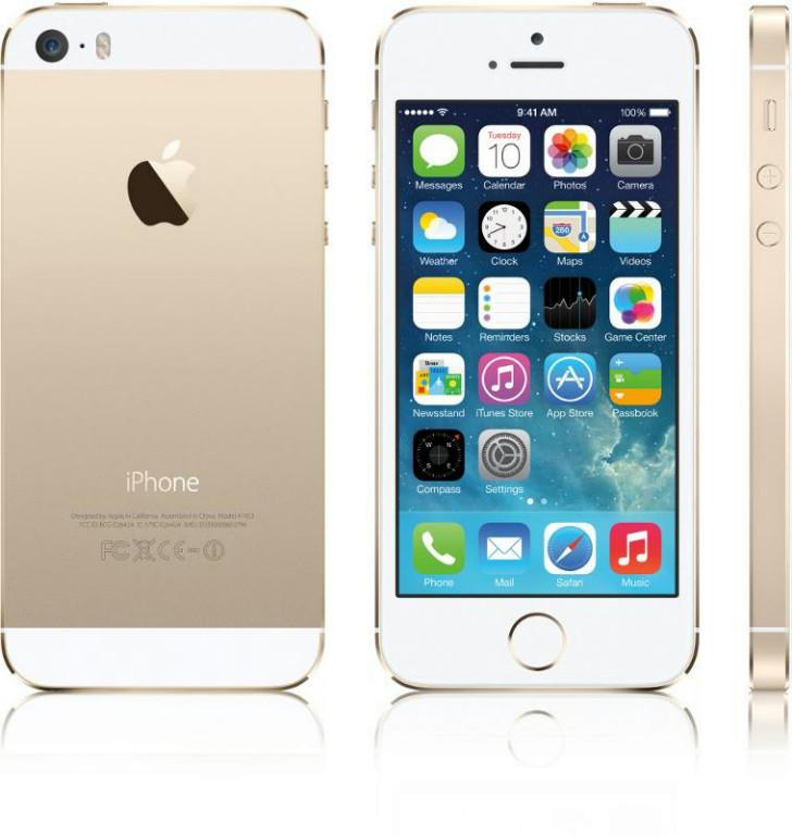 iPhone 5S 16GB Złoty (Gold)