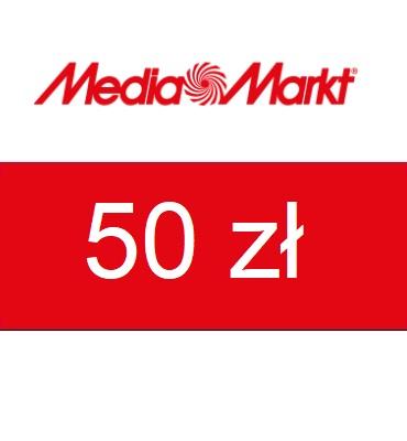 zdjęcie                      Karta Podarunkowa Media Markt 50 PLN