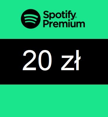 zdjęcie                      Spotify Premium PL 20 PLN