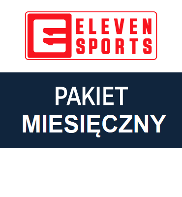zdjęcie                      Pakiet miesięczny Eleven Sports