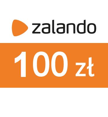 zdjęcie                      Elektroniczna karta upominkowa ZALANDO 100