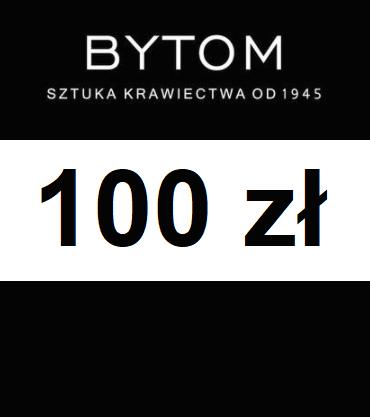 zdjęcie                      Voucher podarunkowy Bytom 100 PLN