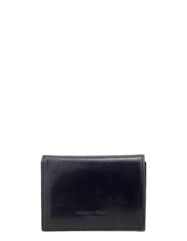 Cholewiński Portfel damski Platinium Collection W57, czarny