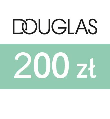 zdjęcie                      Voucher do perfumerii Douglas o wartości 200 zł