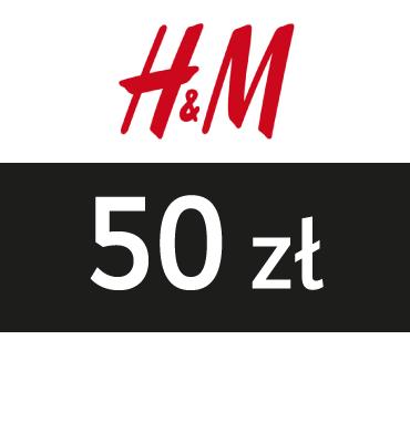 zdjęcie                      Voucher H&M 50 zł