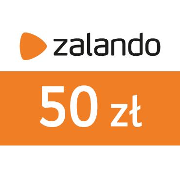 zdjęcie                      Elektroniczna karta upominkowa ZALANDO 50
