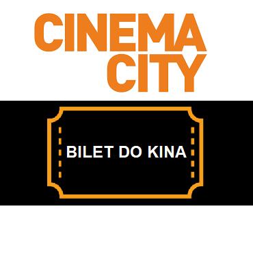 zdjęcie                      Bilet do kina Cinema City 2D