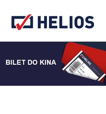zdjęcie                      Bilet do kin Helios 2D
