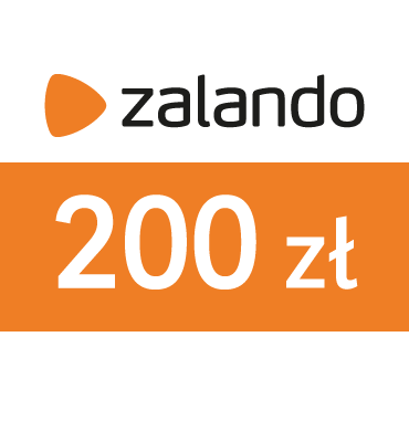 zdjęcie Elektroniczna karta upominkowa ZALANDO 200