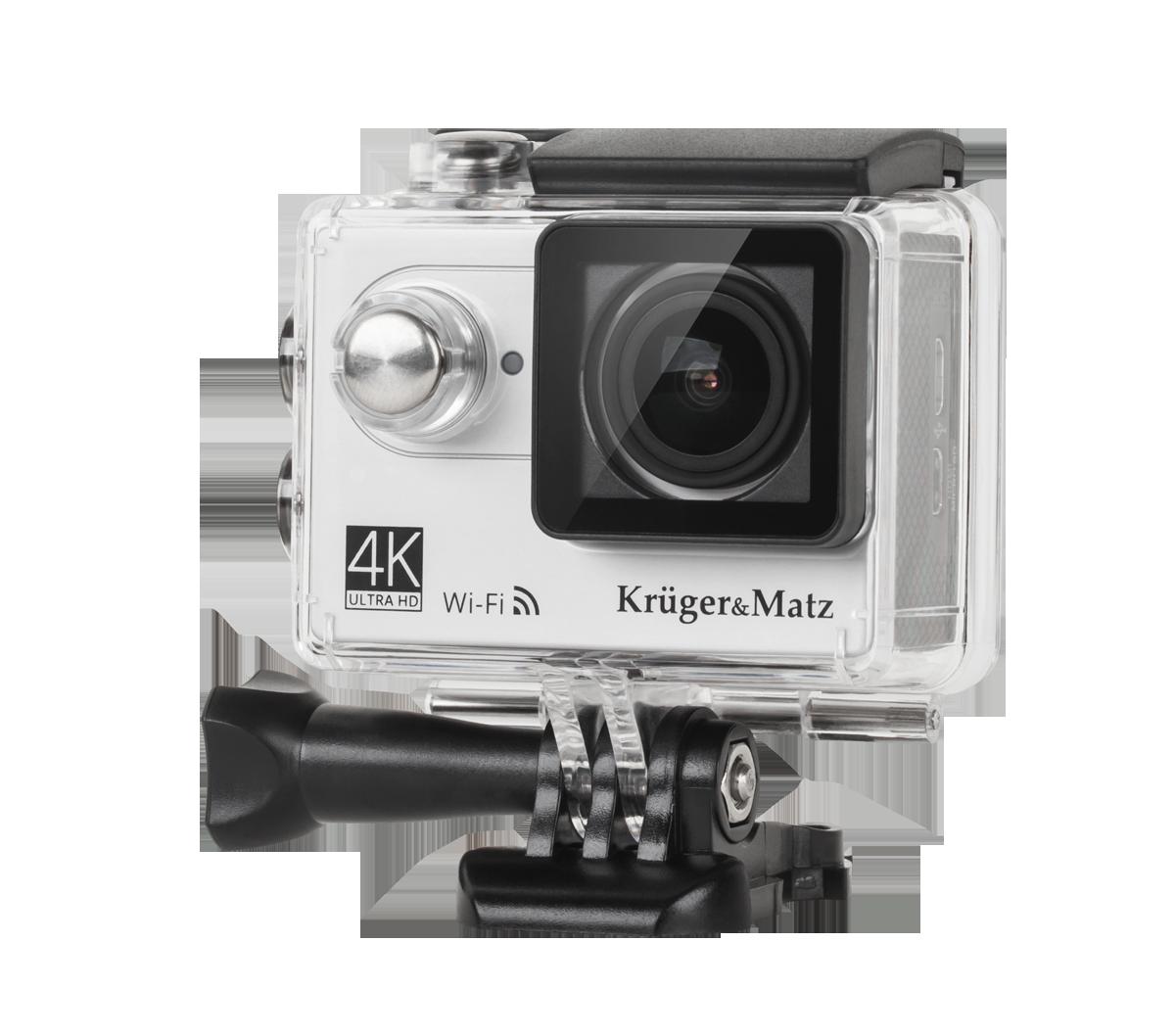 Kamera sportowa Kruger&Matz 4K Silver