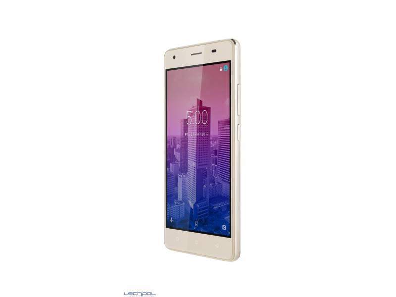 Smartfon Kruger&Matz FLOW 5 złoty