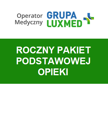 zdjęcie                      Pakiet indywidualny podstawowy LUX MED