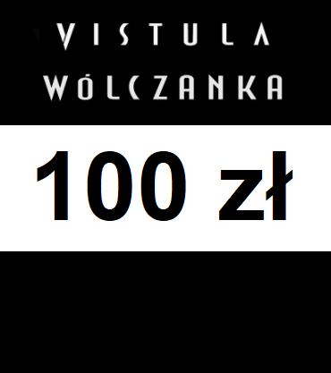zdjęcie                      Voucher podarunkowy Vistula & Wólczanka 100 PLN