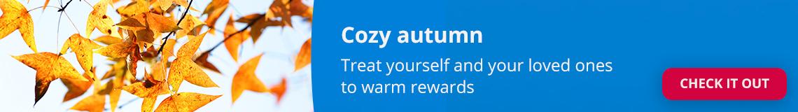 Cosy autumn