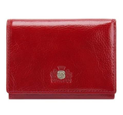 Wittchen PORTFEL kolekcja Roma Czerwony 22-1-070-3