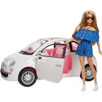 Barbie FVR07 Barbie Barbie - Fiat 500 w...