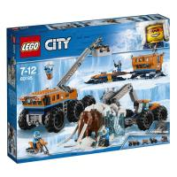 Lego 60195 Lego LEGO City - Arktyczna baza...