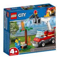 LEGO 60212 Lego LEGO City - Płonący grill...