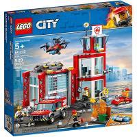 LEGO 60215 Lego LEGO City - Remiza...