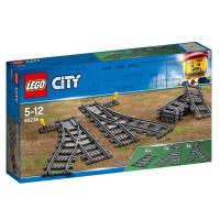 Lego 60238 Lego LEGO CITY - Zwrotnice 60238