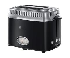 Russell Hobbs TOSTER RETRO CLASSIC NOIR...