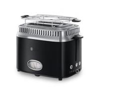 Toster RUSSELL HOBBS RETRO CLASSIC NOIR...