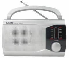 Radio ELTRA EWA Silver
