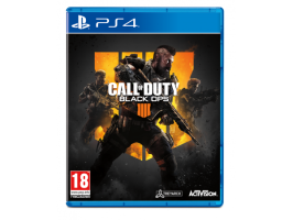 TREYARCH CALL OF DUTY: BLACK OPS IV (PS4)