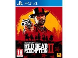 ROCKSTAR Red Dead Redemption II (PS4)