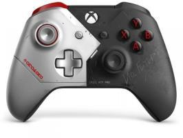 MICROSOFT Kontroler Xbox One Cyberpunk 2077...