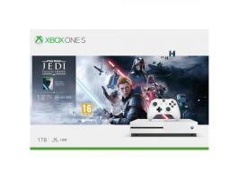 MICROSOFT Xbox One S 1TB + Star Wars Jedi:...