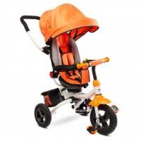 Rowerek 3-kołowy 3-5lat WROOM pomarańczowy...