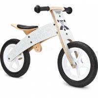 Rowerek biegowy, drewniany, 3-6 lat,...