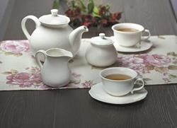 Ambition Komplet kawowy 17 elementów - GRACE