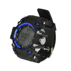 Smartwatch, Zegarek Strong Niebieski