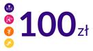 Gift voucher Katalog Marzeń 100zł
