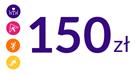Gift voucher Katalog Marzeń 150zł