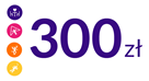 Gift voucher Katalog Marzeń 300zł