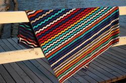 Bardzo duży ręcznik plażowy IN SESSION...