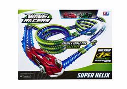 WAVE RACERS - SUPER ZESTAW Z 2 AUTAMI /6