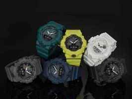 Casio Casio G-Shock G-Squad Analog-Digital...