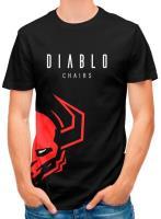 DIABLO Koszulka Czarna Rozmiar XL